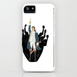 John Laurens iPhone Case