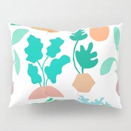 Houseplant Garden Pillow Sham