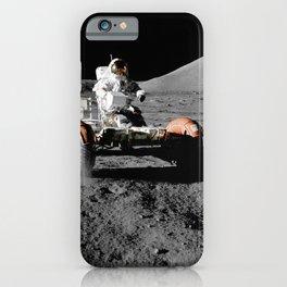 Apollo 17 - Moon Buggy iPhone Case