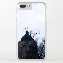 Winnipeg Clear iPhone Case