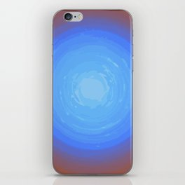Psychedelica Chroma XXVI iPhone Skin