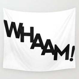 WHAAM! Wall Tapestry