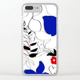 Naturschka Clear iPhone Case