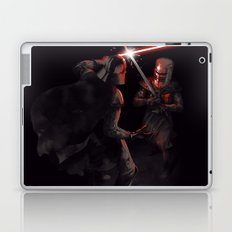 Dark Duel Laptop & iPad Skin