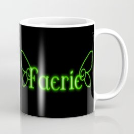 Faerie With Wings Coffee Mug