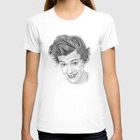 harry T-shirts featuring Harry by Kerri Dixon Art