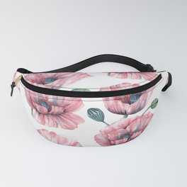 Summer poppies I Fanny Pack