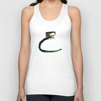 perfume Tank Tops featuring perfume by gaus