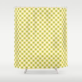 Gingham - Ice Cream Shower Curtain