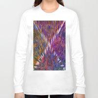 darren criss Long Sleeve T-shirts featuring Criss Cross by RingWaveArt