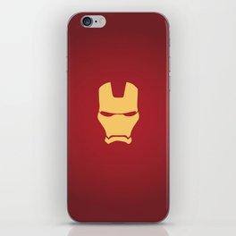 Iron hero, Comic iPhone Skin
