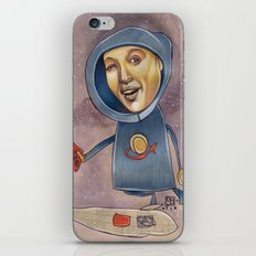 SPACESHIP iPhone & iPod Skin