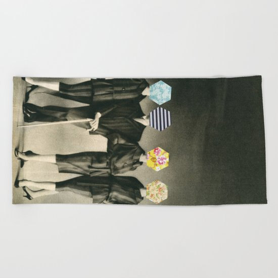 Modern Fashion Beach Towel