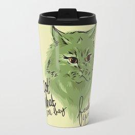 Smelly cat Travel Mug