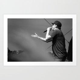 Sean Daley -- Atmosphere Art Print