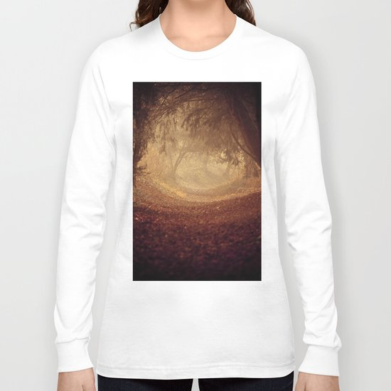 Where's the white rabbit?  Long Sleeve T-shirt
