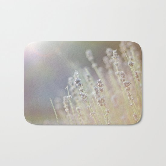 A touch of life Bath Mat