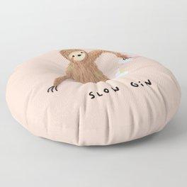 Slow Gin Floor Pillow