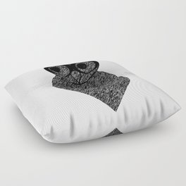 Hoot Floor Pillow