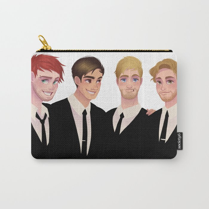 Dapper Band Carry-All Pouch
