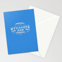 Dynamite Dan Stationery Cards