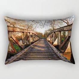 Bridge II Rectangular Pillow