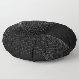 Matrix Void Floor Pillow