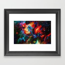 Everything is nothing 14 (therefore it was beautiful) Framed Art Print