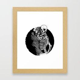 iwillshotyoubeb Framed Art Print