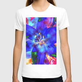 Flashy Flower T-shirt
