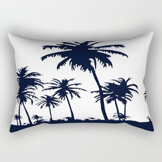 California Negative  Rectangular Pillow