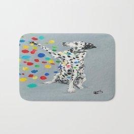 Dalmatian Bath Mat