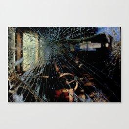 Rear Window Canvas Print