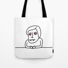I want to work in the media Tote Bag