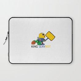 KING SERVBOT Laptop Sleeve