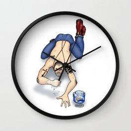 Crisco Kid Wall Clock