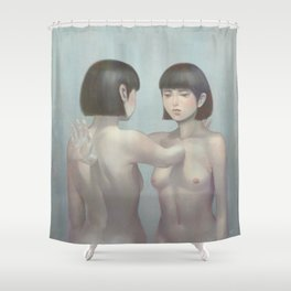 One One Shower Curtain