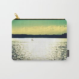 Sailing the Sound Carry-All Pouch