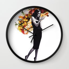 Untitled 2 Wall Clock