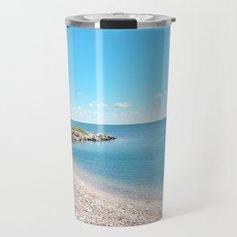 AFE Tommy Thompson Park 2, Beach Photography Travel Mug