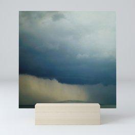 The Calm before the Storm Mini Art Print