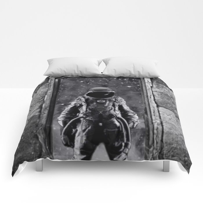 The man from earth Comforters
