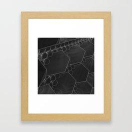 Scales (IFS) Framed Art Print