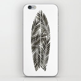 SURFBOARD print iPhone Skin