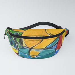 Henri Matisse - Cat With Red Fish still life painting Fanny Pack