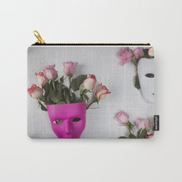 Face over Mind Carry-All Pouch