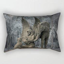 Pet Cemetery  Rectangular Pillow