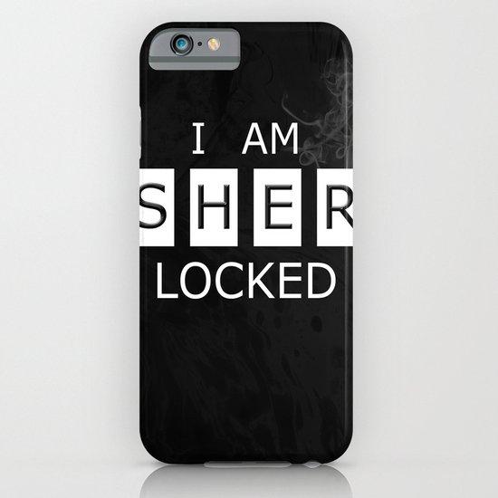 No. 1. I Am Sherlocked iPhone & iPod Case