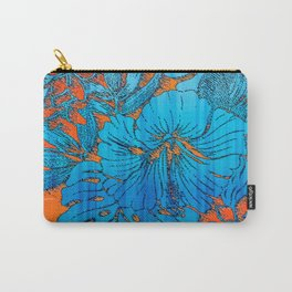 Tropical Soul Setting Carry-All Pouch