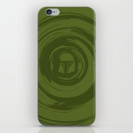 Boba Fett Pit iPhone Skin